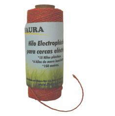 HILO ELECTROPLASTICO 150 MTS ESTANDAR